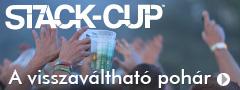 Crown Cup System - a visszaváltható pohár