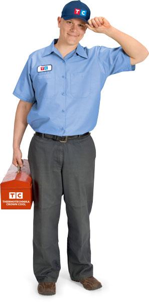 Servis rashladne opreme