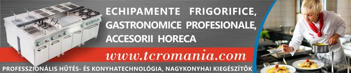ECHIPMANTE FRIGORIFICE, GASTRONOMICE PROFESIONALE, ACCESORII HORECA