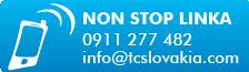 non stop linka 0911 277 482 info@tcslovakia.com