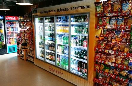 Hűtőkamra építése, TC Hungary