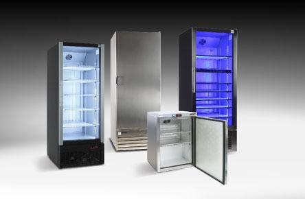 Borhűtő, kereskedelmi hűtő