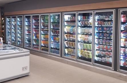 15 méteres hűtőkamra építése