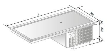 DM-94920.2 - Beépíthető hűtött lap