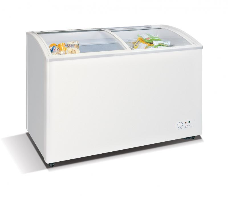 WD-290Y Chest freezer with slanting sliding and convexed glass door  sc 1 st  TC Hungary & WD-290Y Chest freezer with slanting sliding and convexed glass ...