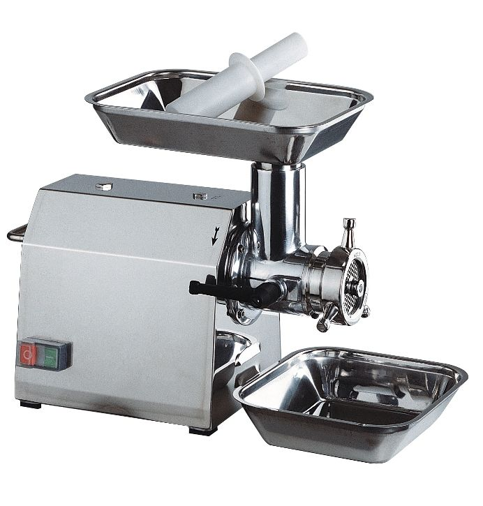 TI 12 / 230 V | Húsdaráló 140 kg hús/óra