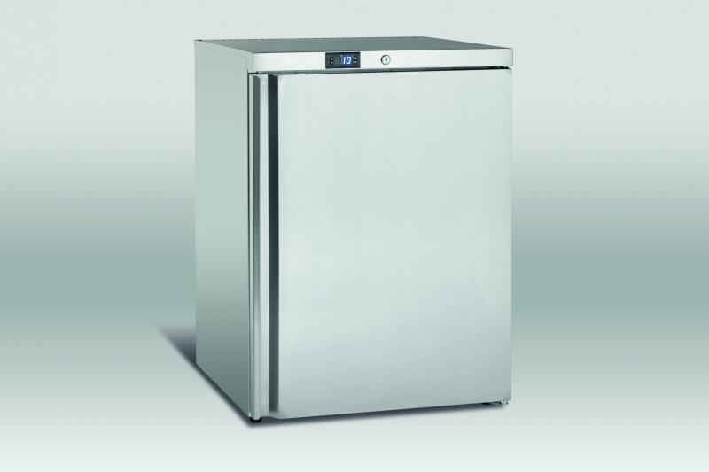 SK 145 - Rozsdamentes hűtőszekrény