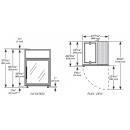 GDM-05-LD - Üvegajtós hűtővitrin