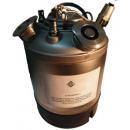 Mosóhordó - 9 literes - 2 kivezetéssel