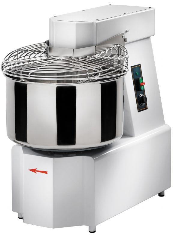 Gam S30   olasz 25kg-os tésztadagasztó (spirálkaros)