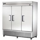 TS-72 - Rozsdamentes hűtőszekrény