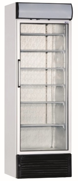 UDD 440 DTKL - Üvegajtós fagyasztóvitrin