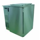 Refrigerated waste container