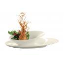Bauscher Silhouette Prémium minőségű porcelán