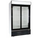 LG-1000BFS - Csúszó üvegajtós hűtővitrin- Leértékelt