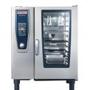 Rational SCC 101 - Elektromos boileres kombi sütő 10x GN 1/1 / 20x GN 1/2