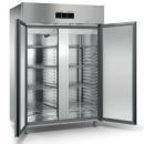 ME150LT - Kétajtós rozsdamentes hűtőszekrény