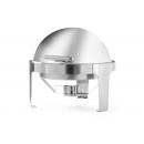 470312 - Round roll-top chafing dish