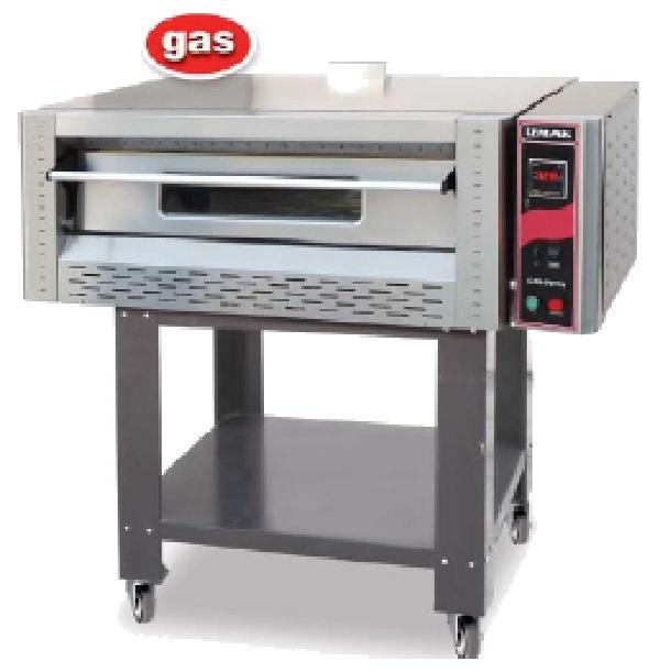 PB-GD 1620 - Gázüzemű Pizzakemence