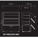 KP12Q2 - Süteményes vitrin