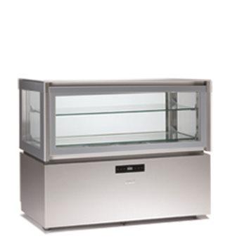 KD12Q1 | Parfé/Süteményes vitrin