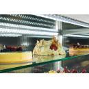 KC12Q1M - Beépíthető süteményes vitrin