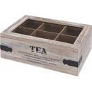 Teafilter tartó doboz 24x16x9 cm