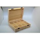Teafilter tartó doboz 26x21x8 cm
