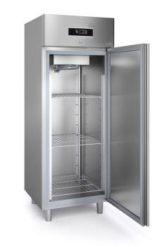 FD70T - Solid door INOX freezer