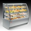 SWEET GLOBAL - Hajlított üvegű süteményes pult