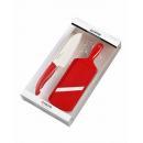 FK140 2020RD Set - Ajándék szett FK-140WH, CSN202 piros