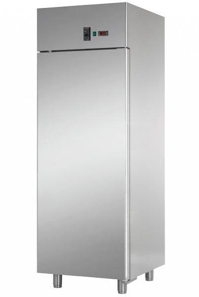 AF07EKOMTNPS - Rozsdamentes ipari cukrász hűtőszekrény
