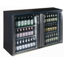 TC-BB-GDRI INOX - Üvegajtós bárhűtő