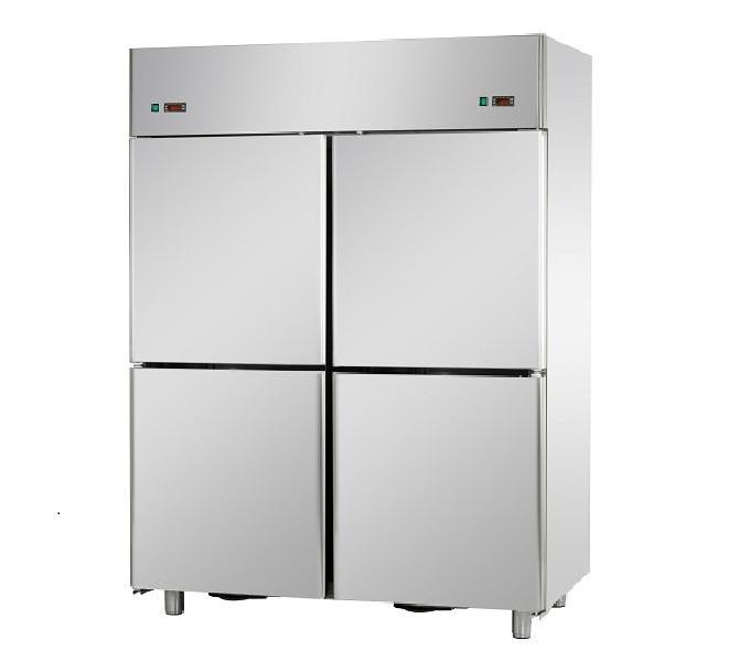 A414EKOPN - Kombinált 4 ajtós hűtő/fagyasztószekrény