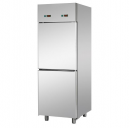 A207EKOPN - Kombinált 2 ajtós hűtő/fagyasztószekrény GN 2/1