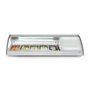 233757 | Sushi hűtött bemutatóvitrin