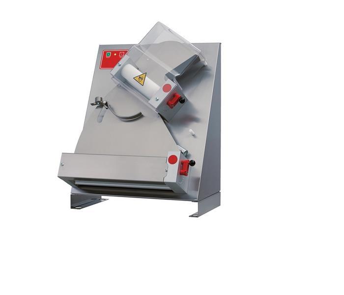 RM45A | Asztali tésztanyújtó gép
