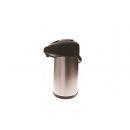 Termosz rozsdamentes 5L-es adagoló pumpás