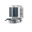 PDG 300 - Gázüzemű ROBAX üveges gyros sütő