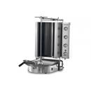 PDG 400 | Gázüzemű ROBAX üveges gyros sütő