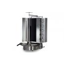 PDG 500 - Gázüzemű ROBAX üveges gyros sütő