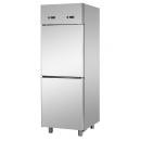A207EKONN - Stainless steel splited freezer GN 2/1