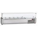 VR3150VD | Feltéthűtő 5 x GN 1/3