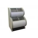 EC DUO 80 - Two-Tier Display Freezer