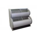 EC DUO 127 - Two-Tier Display Freezer