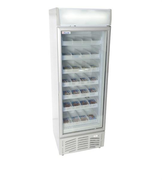 Ec Vision 320 Upright Freezer With Glass Door Tc Hungary