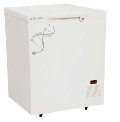 EC LAB 11 | Vér és plazma fagyasztóláda ULT (-85°C)