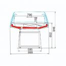 Arché XP 80 | Önkiszolgáló hűtősziget