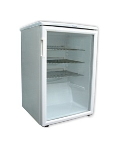 CD140 - Üvegajtós hűtővitrin