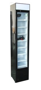 SC 105B | Üvegajtós hűtővitrin